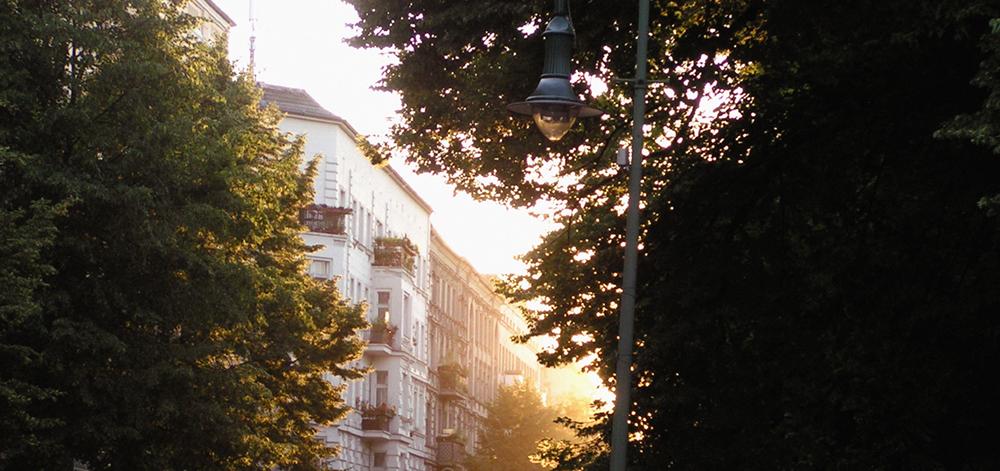 Berlin am Abend PRINT 24 x 36