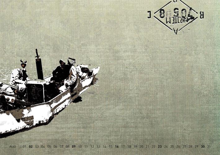 Kalender 2009 AUGUST