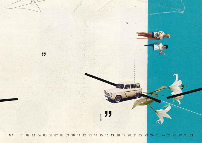 Kalender 2009 MAI